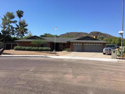 Phoenix Single Family Home For Sale: 115 E Surrey Avenue