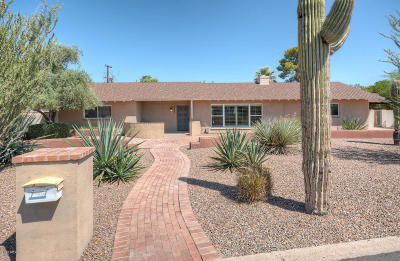 Scottsdale Single Family Home For Sale: 5926 E Cambridge Avenue