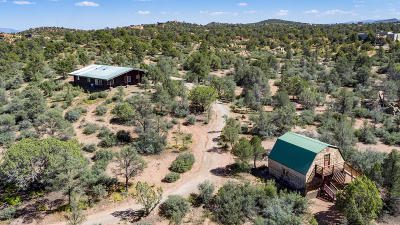 Prescott AZ Single Family Home For Sale: $409,000