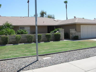 Sun City West Gemini/Twin Home For Sale: 12629 W Seneca Drive