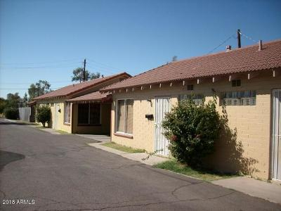 Phoenix Multi Family Home For Sale: 3915 Longview Avenue
