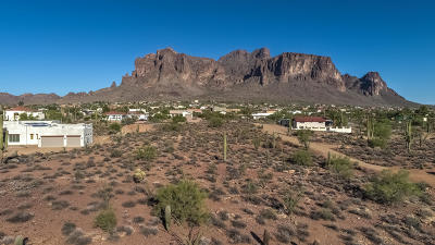 Apache Junction Residential Lots & Land For Sale: 3500 N Val Vista Road