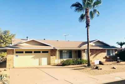 Sun City West Rental For Rent: 12431 W Rock Springs Drive