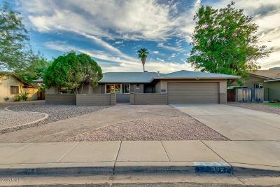 Tempe Single Family Home For Sale: 2327 E Geneva Drive