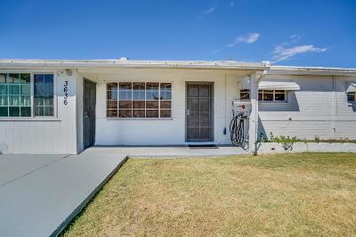 Phoenix Single Family Home For Sale: 3636 E Coronado Road