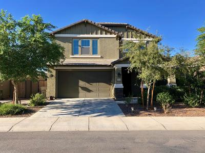 Buckeye Single Family Home For Sale: 21154 W Coronado Road