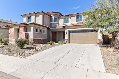Phoenix Single Family Home For Sale: 1538 W Tombstone Trail