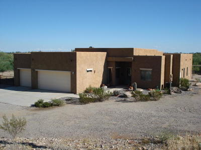 Maricopa Single Family Home For Sale: 52481 W Foothill Trail