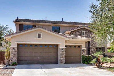 Gilbert Single Family Home For Sale: 1037 W Spur Court