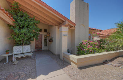 Scottsdale Single Family Home For Sale: 10527 E Terra Drive