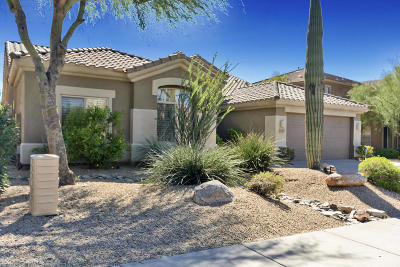 Scottsdale Single Family Home For Sale: 10443 E Sheena Drive