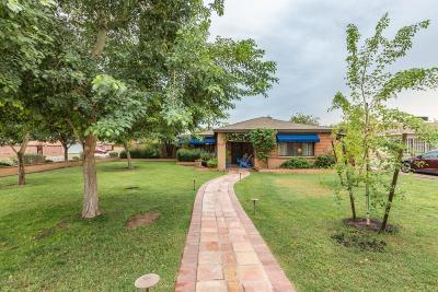 Phoenix Single Family Home For Sale: 501 W Edgemont Avenue