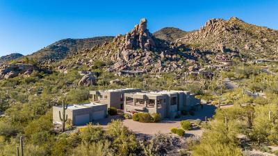 Carefree AZ Single Family Home For Sale: $1,872,000
