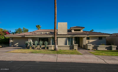 Phoenix Single Family Home For Sale: 3133 E Claremont Avenue
