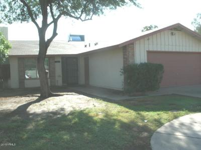 Glendale Single Family Home For Sale: 4914 W Puget Avenue