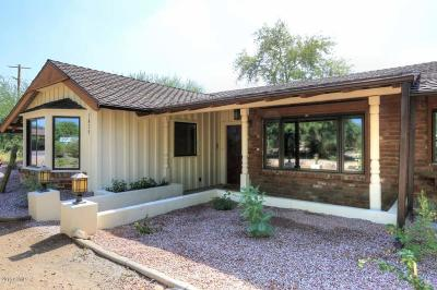 Phoenix AZ Single Family Home For Sale: $999,988