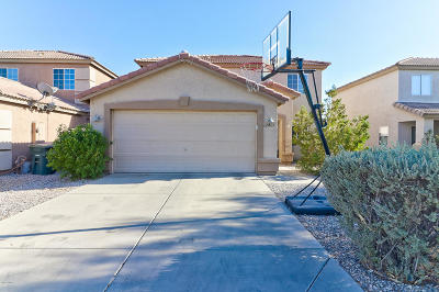 El Mirage Single Family Home For Sale: 12413 W Sharon Drive
