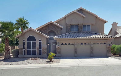 Glendale AZ Single Family Home For Sale: $415,000