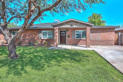 Phoenix Single Family Home For Sale: 2040 E Hubbell Street