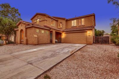 Laveen Single Family Home For Sale: 6807 W Carter Road