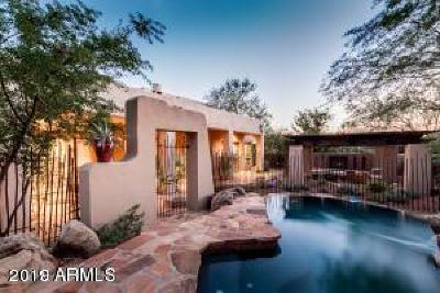 Single Family Home For Sale: 11398 E Desert Vista Road