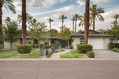 Phoenix Single Family Home For Sale: 4610 E Pinchot Avenue