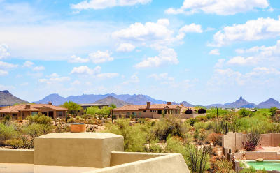 Carefree AZ Single Family Home For Sale: $985,000