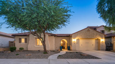 Phoenix Single Family Home For Sale: 1717 W Oberlin Way