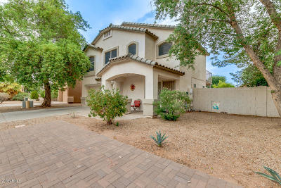Gilbert Single Family Home For Sale: 2085 S Voyager Drive