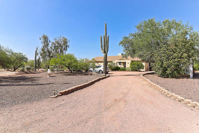 Scottsdale Single Family Home For Sale: 26920 N 61st Street