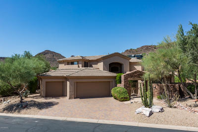 Fountain Hills Single Family Home For Sale: 9416 N Longfeather