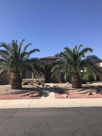 Sun City West Rental For Rent: 21768 N Verde Ridge Drive