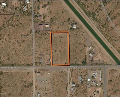 Phoenix Residential Lots & Land For Sale: W Happy Valley Road