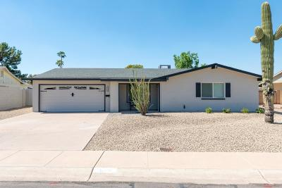 Tempe Single Family Home For Sale: 4800 S Taylor Drive