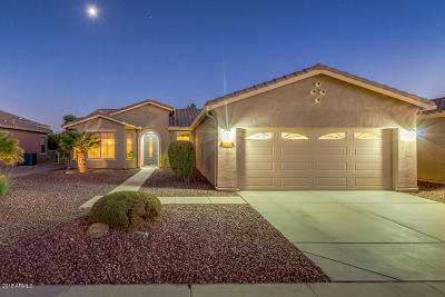 Maricopa Single Family Home For Sale: 42743 W Darter Drive