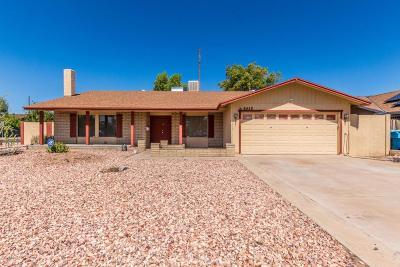 Phoenix Single Family Home For Sale: 6458 W Mariposa Street