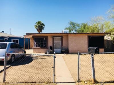 Phoenix Single Family Home For Sale: 3106 W Melvin Street