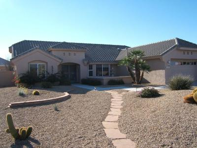 Sun City West Rental For Rent: 15015 W Heritage Drive