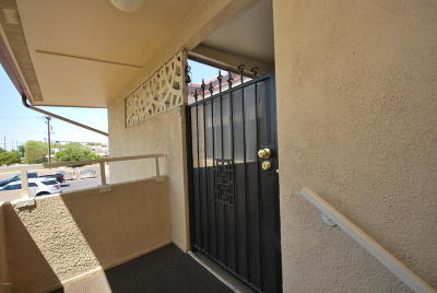 Phoenix Condo/Townhouse For Sale: 6117 N 12th Street #6
