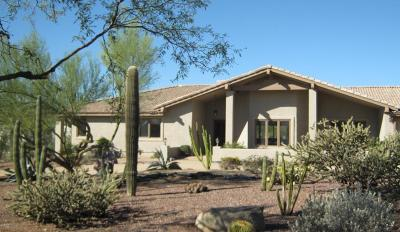 Cave Creek Single Family Home For Sale: 5826 E Leisure Lane
