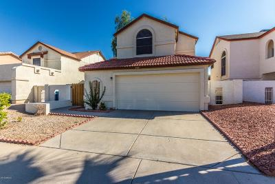 Phoenix Single Family Home For Sale: 437 E Wescott Drive