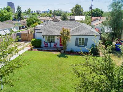 Phoenix AZ Single Family Home For Sale: $580,000