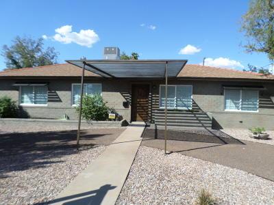 Phoenix Single Family Home For Sale: 2540 E Turney Avenue