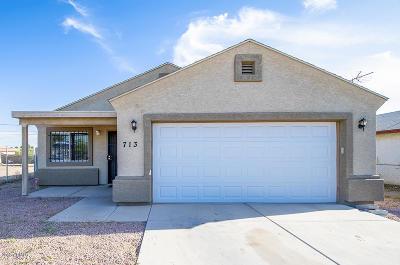 Casa Grande Single Family Home For Sale: 713 W Ocotillo Street