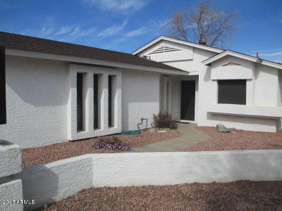 Phoenix Rental For Rent: 610 W Fellars Drive