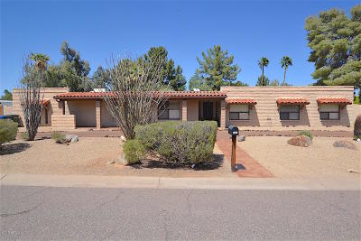 Scottsdale Single Family Home For Sale: 5960 E Pershing Avenue