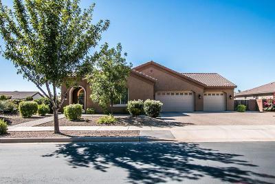 Queen Creek AZ Single Family Home For Sale: $630,000