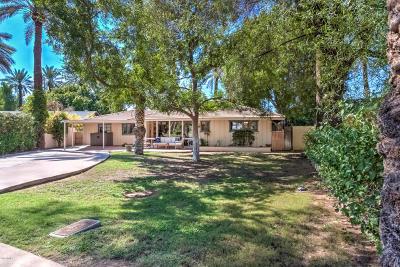 Phoenix Single Family Home For Sale: 4717 E Calle Redonda