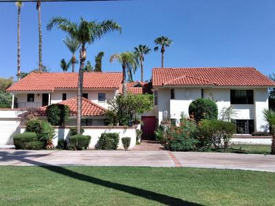 Phoenix Single Family Home For Sale: 118 E Country Club Drive