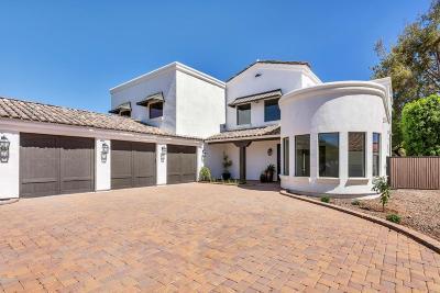 Phoenix Single Family Home For Sale: 3355 N Valencia Lane